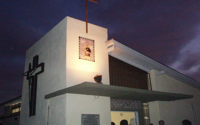 Salón comunitario San Cayetano