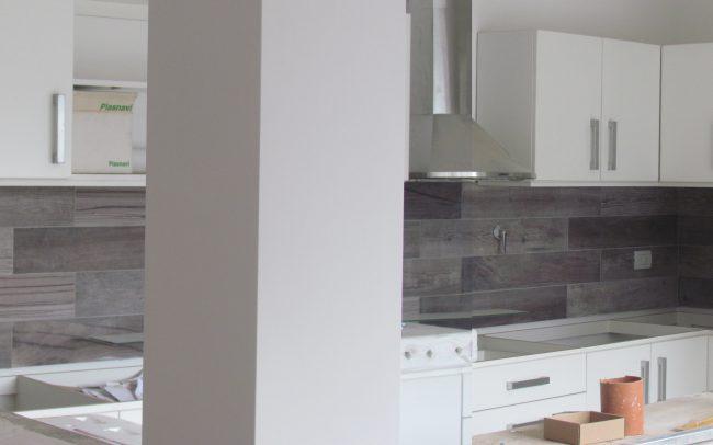 Casa L.M. Drago - cocina